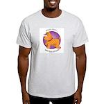 Mutts Do It Ash Grey T-Shirt