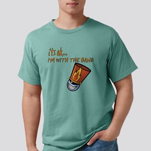 okwiththeband Mens Comfort Colors Shirt