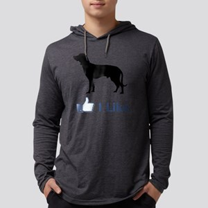 Bavarian-Mountain-Hound01 Mens Hooded Shirt