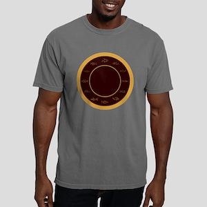 multi fish clock Mens Comfort Colors Shirt