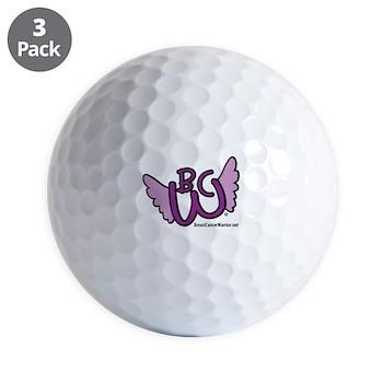 WARRIOR Golf Balls