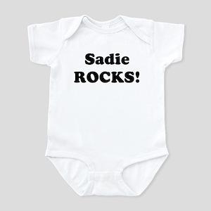 Sadie Rocks! Infant Bodysuit