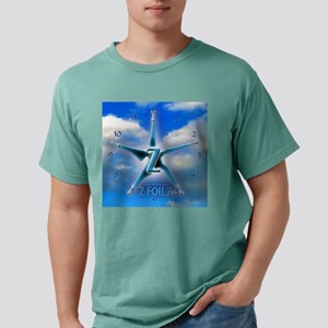 ZFOILZ Mens Comfort Colors Shirt