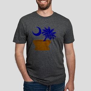 South Carolina Pharmacy Mens Tri-blend T-Shirt