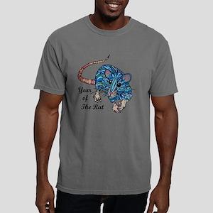 YEAR OF THE RAT Mens Comfort Colors Shirt