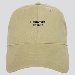 I Survived 12/12/12 Cap