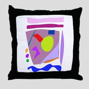 Modern Blessing Variations 9 Throw Pillow
