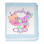 Lanshan China baby blanket
