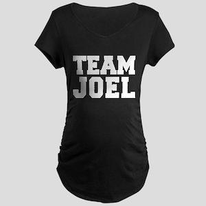 TEAM JOEL Maternity Dark T-Shirt