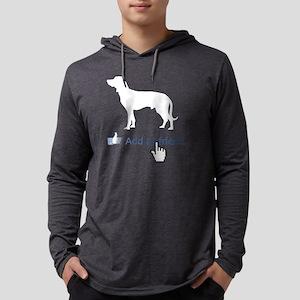 Bavarian-Mountain-Hound14 Mens Hooded Shirt