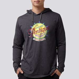Authentic Antique Mens Hooded Shirt