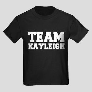 TEAM KAYLEIGH Kids Dark T-Shirt