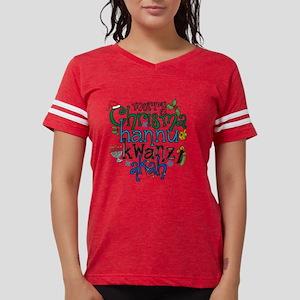 Merry Chrismahannukwanzakah Womens Football Shirt