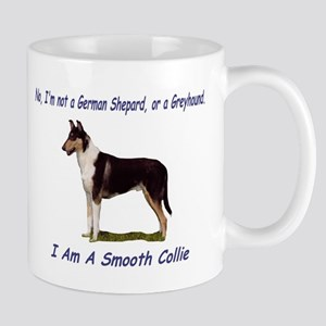 smooth collie Mugs