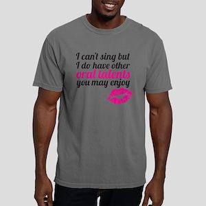 oral talents Mens Comfort Colors Shirt