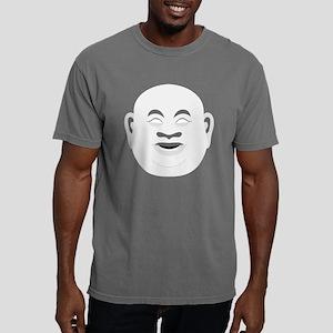 Buddha face illustration Mens Comfort Colors Shirt