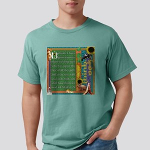 Genesis 1:29 Think Veg Mens Comfort Colors Shirt