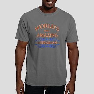 Librarian Mens Comfort Colors Shirt