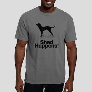 Bluetick-Coonhound09 Mens Comfort Colors Shirt