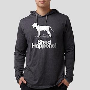 Blackmouth-Cur10 Mens Hooded Shirt