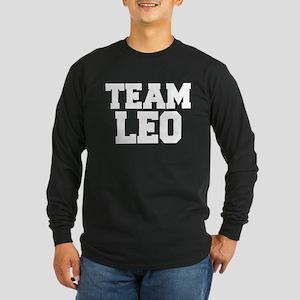 TEAM LEO Long Sleeve Dark T-Shirt