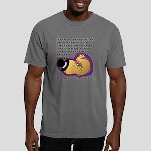 Little Escape Artist Mens Comfort Colors Shirt