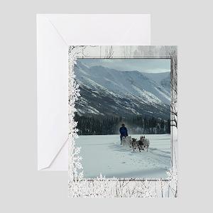 Yukon Team Holiday Cards (Pk of 10)