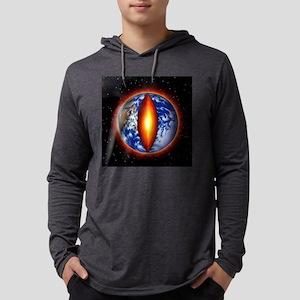 Core 1 Mens Hooded Shirt