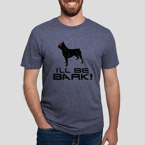 Boston-Terrier24 Mens Tri-blend T-Shirt