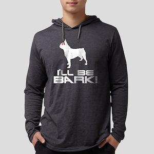 Boston-Terrier25 Mens Hooded Shirt