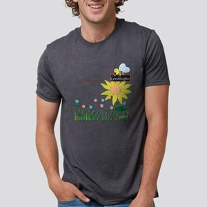 You Are My Sunshine Infant  Mens Tri-blend T-Shirt