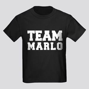 TEAM MARLO Kids Dark T-Shirt