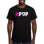 KPOP! Men's Fitted T-Shirt (dark)