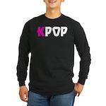 KPOP! Long Sleeve Dark T-Shirt
