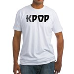 KPOP! Fitted T-Shirt