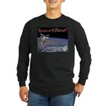 Extra-Terrestrial Garish Shirt Long Sleeve T-Shirt
