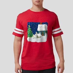 lightsbichons Mens Football Shirt