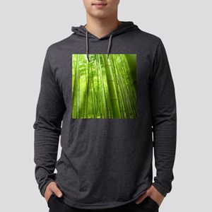 Bamboo Perspective Mens Hooded Shirt