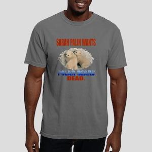 sarah palin wants polar  Mens Comfort Colors Shirt