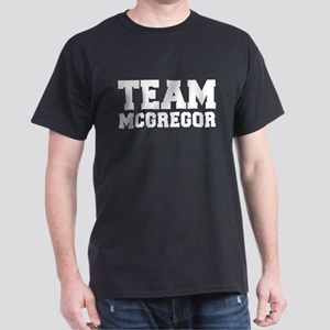 TEAM MCGREGOR Dark T-Shirt