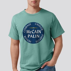 McCain-Palin 10x10 Mens Comfort Colors Shirt