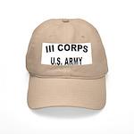 III CORPS Cap