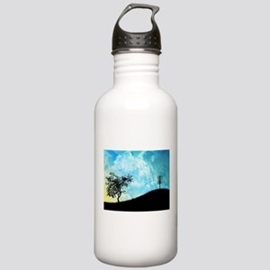Basket On A Hill #2 Stainless Water Bottle 1.0L