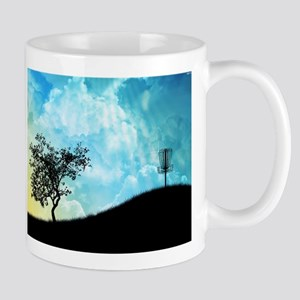 Basket On A Hill #2 Mug