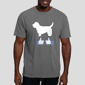 Cairn-Terrier08 Mens Comfort Colors Shirt