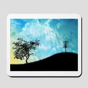 Basket On A Hill #2 Mousepad