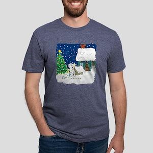 lightsdalmations Mens Tri-blend T-Shirt