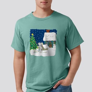 lightsdalmations Mens Comfort Colors Shirt