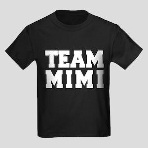 TEAM MIMI Kids Dark T-Shirt