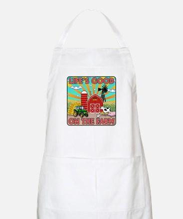 The Farm BBQ Apron